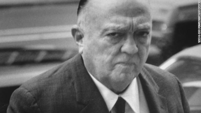 Edgar Hoover.