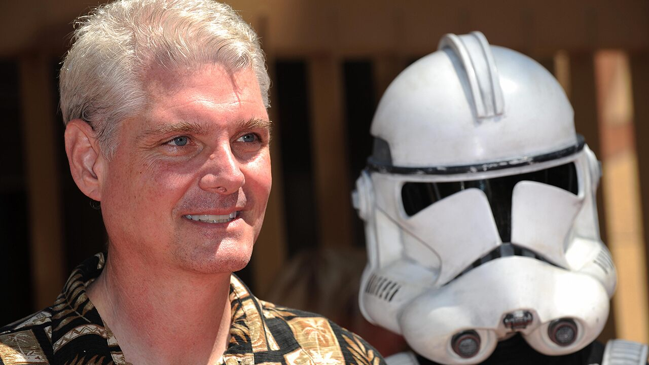 Star Wars voice actor Tom Kane may not be able to voice commentary again after suffering stroke