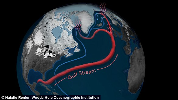 When it comes to regulating the global climate, the circulation of the Atlantic Ocean plays a major role