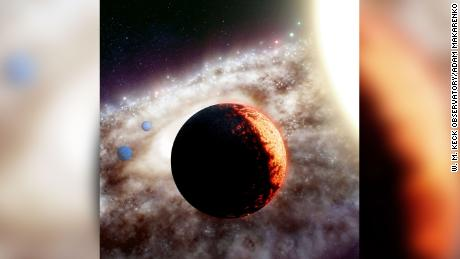 & # 39;  Super Earth & # 39;  It is found orbiting one of the oldest stars in the Milky Way