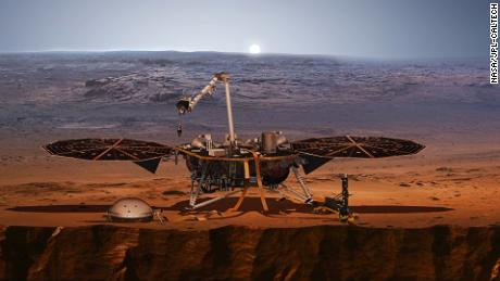 Mars earthquakes: A NASA mission discovers that Mars is seismically active, among other surprises