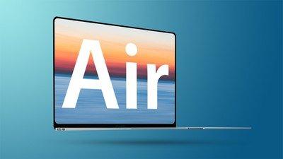Flat MacBook Air 1