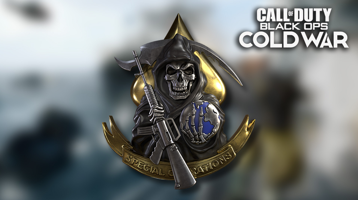 Black Ops Cold War player achieved first place without a single kill