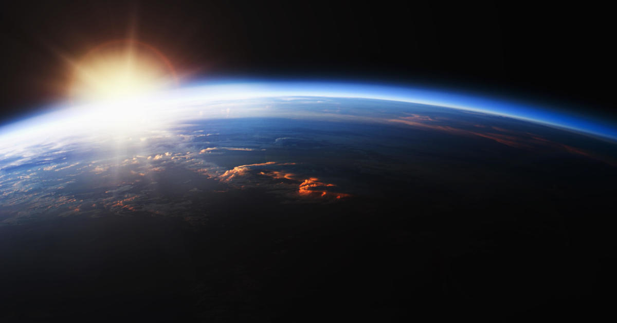 Earth at perihelion - closer to the Sun than on any other day of the year