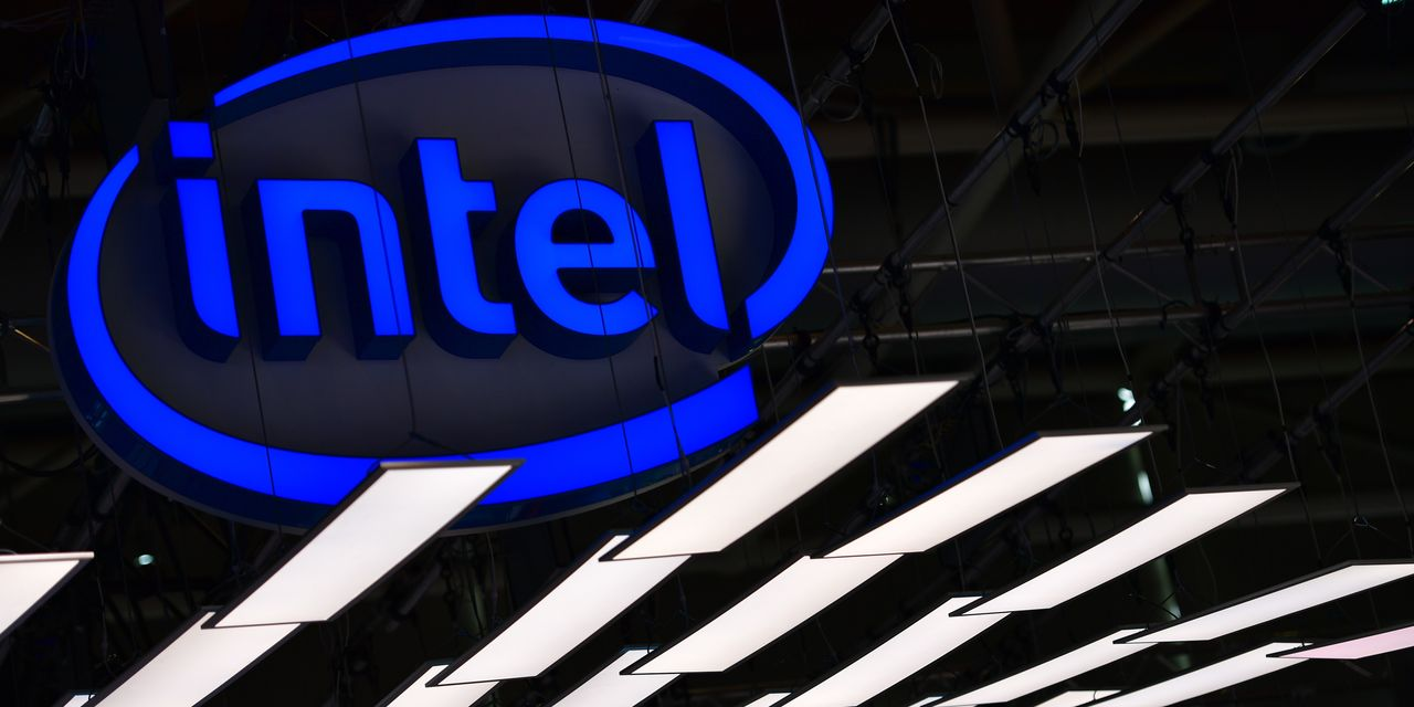 Intel shares gains after early release of earnings