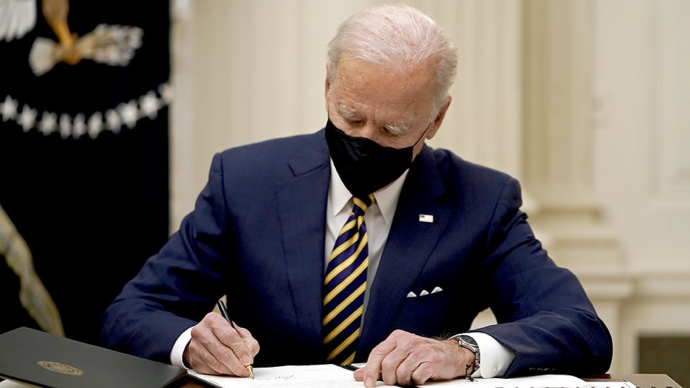 More than two-thirds of Americans approve of Biden's response to coronavirus: Poll
