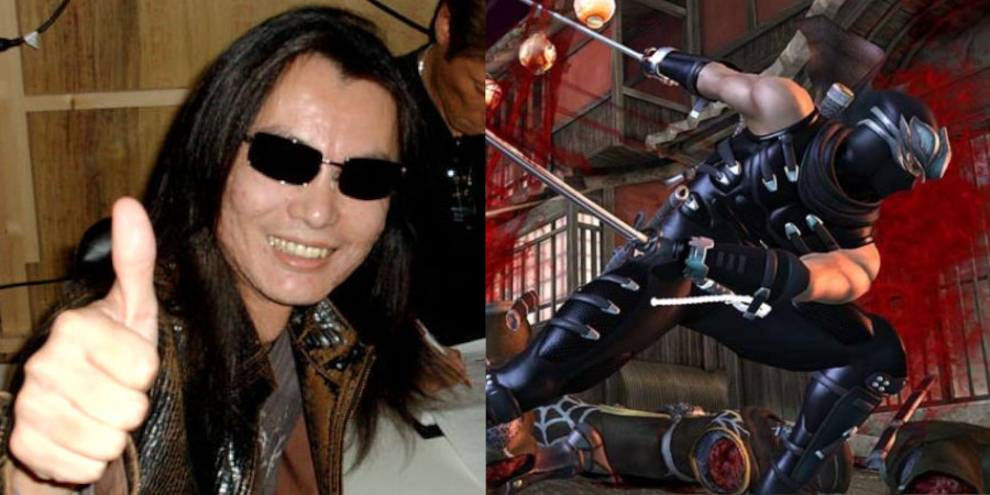 """Ninja Gaiden's Itagaki owns a new studio and will be """"honored"""" to work with Xbox"""