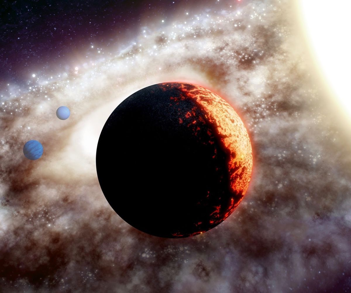"""Observation of a rocky """"super-Earth"""" planet orbiting one of the oldest stars of the Milky Way"""
