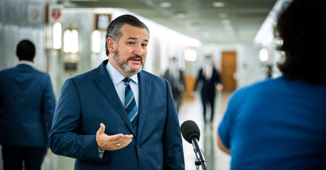 Once an enemy to Trump, Cruz is charged with reversing his election loss