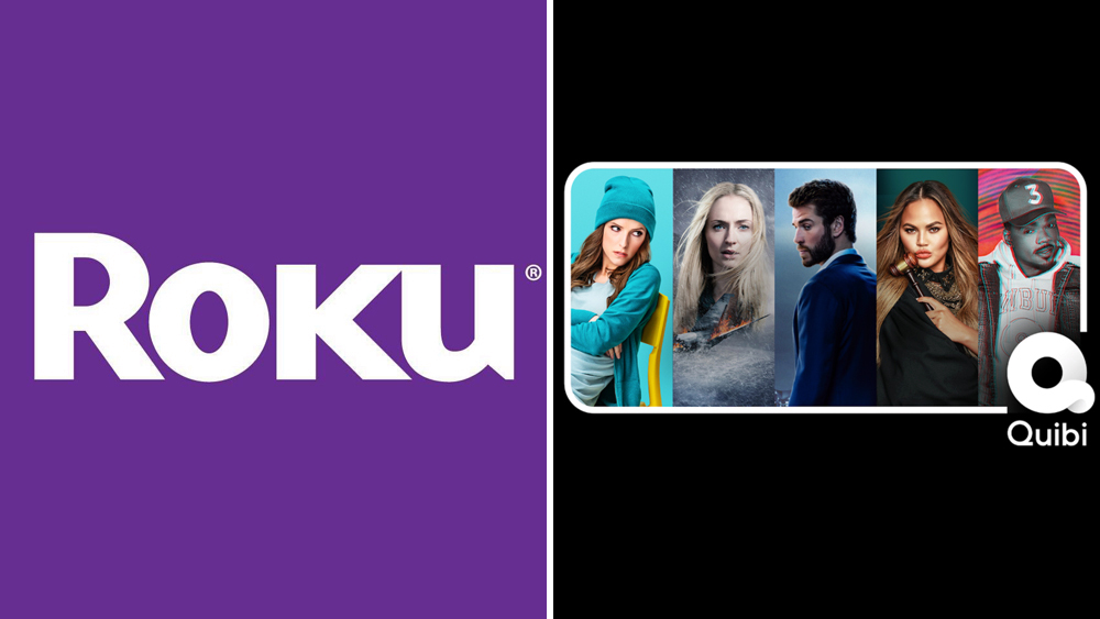 Roku is in talks to acquire the rights to Quibi content - Report - Deadline