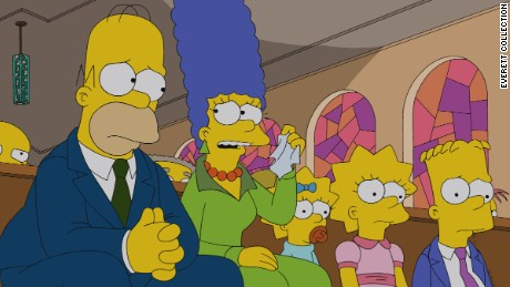 & # 39;  The Simpsons & # 39;  Our spirituality remains