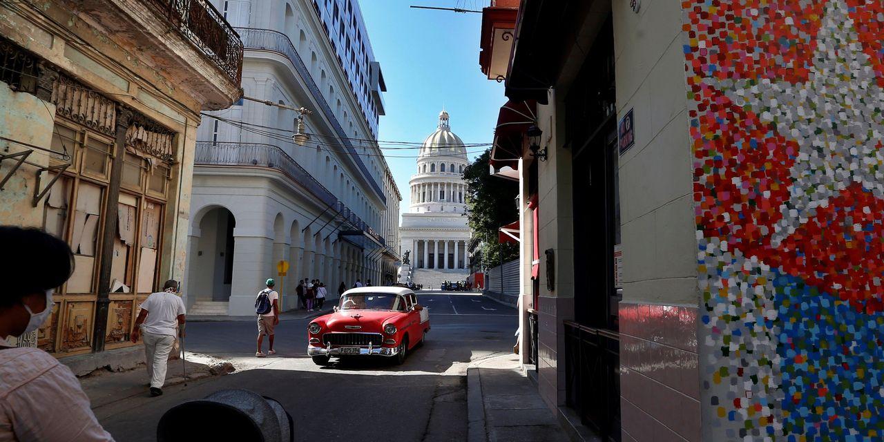 The Trump administration designates Cuba as a state sponsor of terrorism