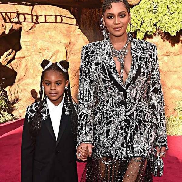 Watch Beyoncé's daughter, Blue Ivy, prove that dancing really runs in the family