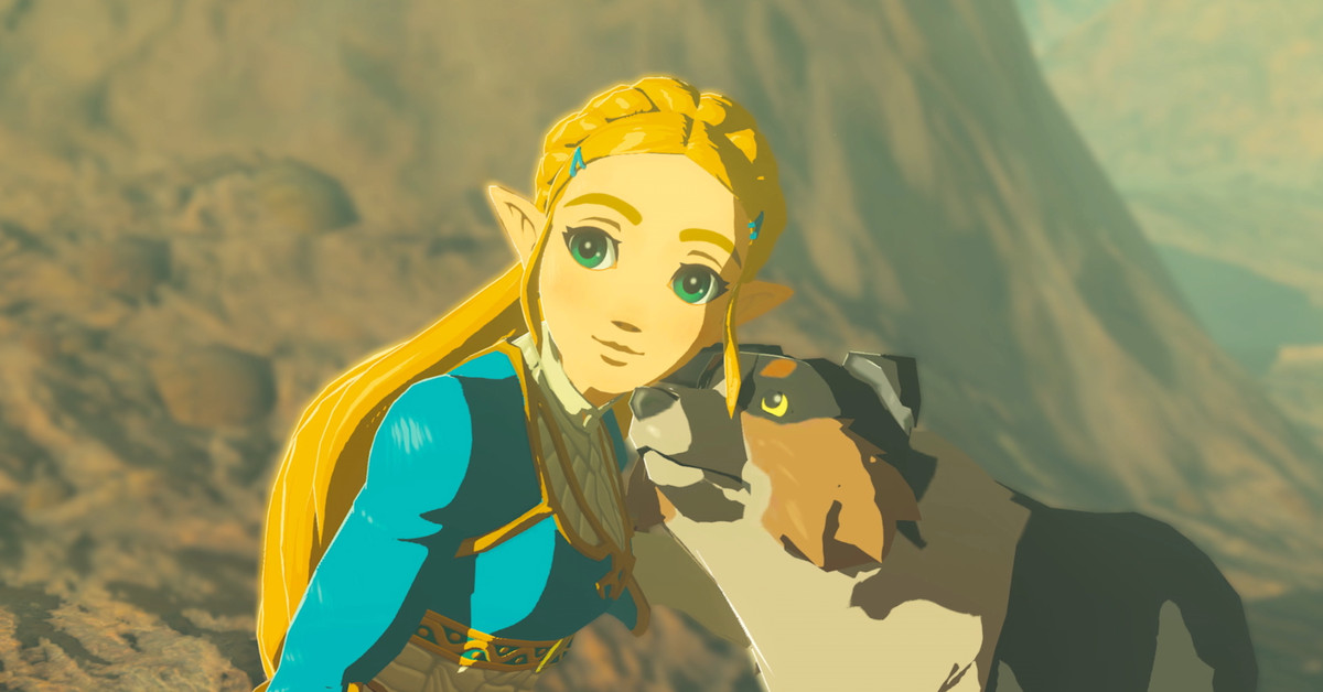 Zelda: Moder confirms that the non-playable characters in Breath of the Wild are actually Miis